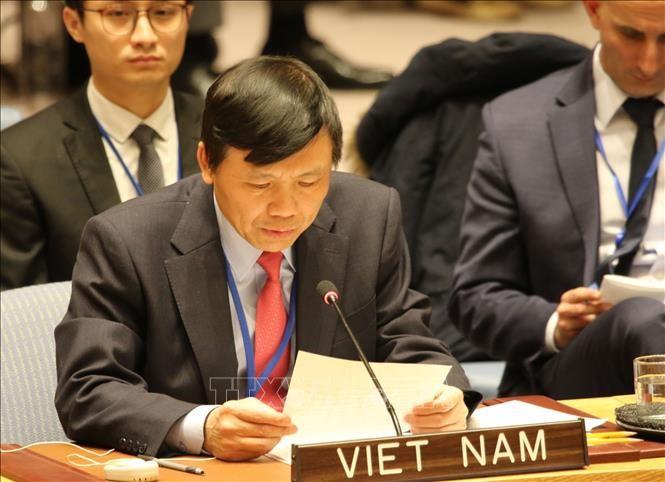 Việt Nam tham gia thúc đẩy, bảo đảm quyền con người  tại Ủy ban 3, Đại Hội đồng Liên hợp quốc - ảnh 1