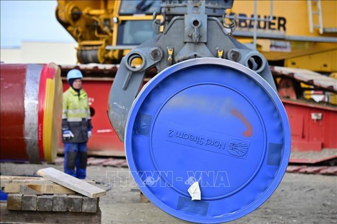 រុស្ស៊ីរិះគន់បទបញ្ជាដាក់ទណ្ឌកម្មរបស់អាមេរិកសំដៅលើគម្រោង Nord Stream 2 - ảnh 1