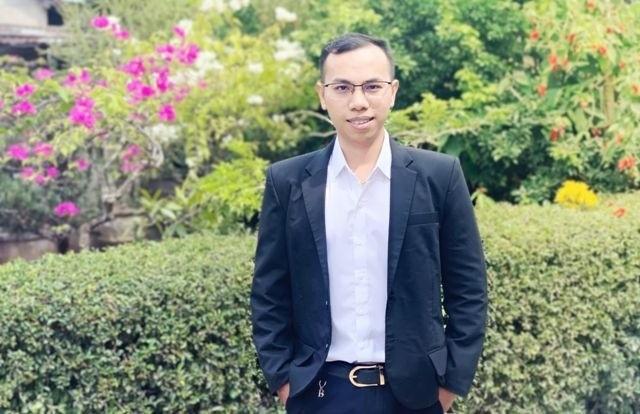បុរស Le Anh Tien - ស្ថាបនិកនៃគម្រោងចាប់ផ្ដើមអាជីវកម្មជាច្រើន - ảnh 1