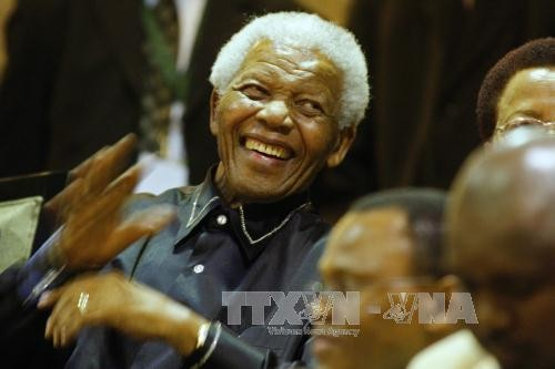 ទិវា Nelson Mandela អន្តរជាតិពិសេសនៃអាហ្វ្រិកខាងត្បូង - ảnh 1