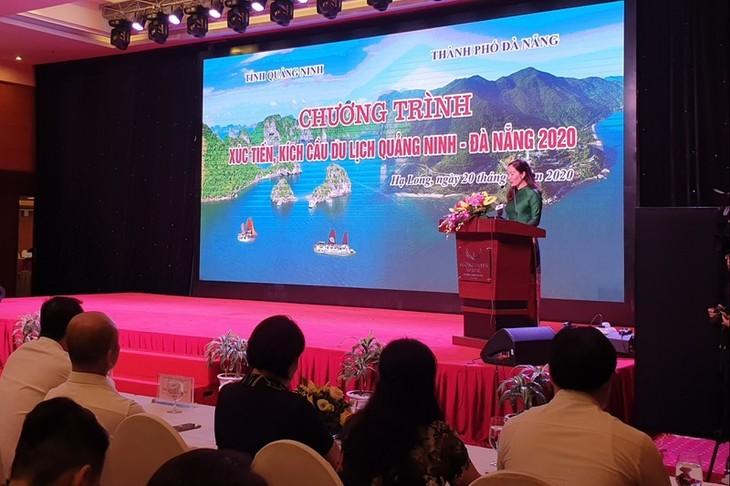 """ខេត្ត Quang Ninh – Da Nang៖ តភ្ជាប់ទេសចរណ៍ """" ដំណើរមួយ គោលដៅពីរ"""" - ảnh 1"""