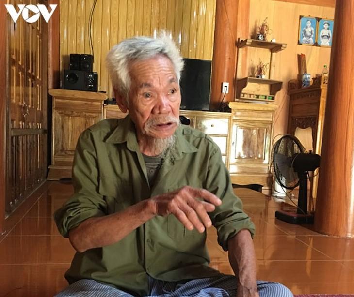 ដិតដាបក្នុងអារម្មណ៍ជានិច្ចនូវអនុស្សាវរីយ៍អំពីតំបន់ Tan Trao នាប៉ុន្មានថ្ងៃមុនការក្រោកឈរឡើងក្នុងទូទាំងប្រទេស - ảnh 2