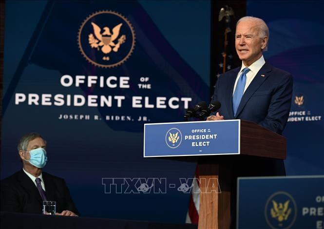 ការបោះឆ្នោតនៅសហរដ្ឋអាមេរិកឆ្នាំ ២០២០៖ លោកចូបៃដិន (Joe Biden) បានក្លាយទៅជាប្រធានាធិបតីជាប់ឆ្នោតជាផ្លូវការ - ảnh 1