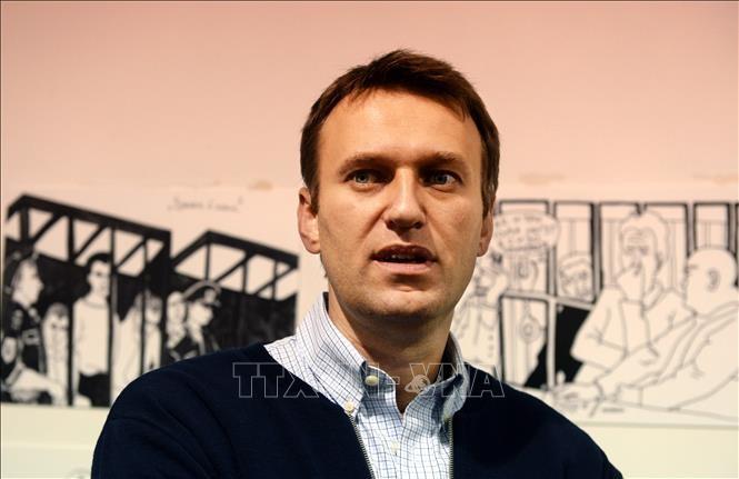 សហរដ្ឋអាមេរិកដាក់ទណ្ឌកម្មលើមន្រ្តីរដ្ឋាភិបាលរុស្ស៊ី ដែលជាប់ពាក់ព័ន្ធនឹងការចាប់ខ្លួនមេដឹកនាំប្រឆាំងលោក Navalny - ảnh 1