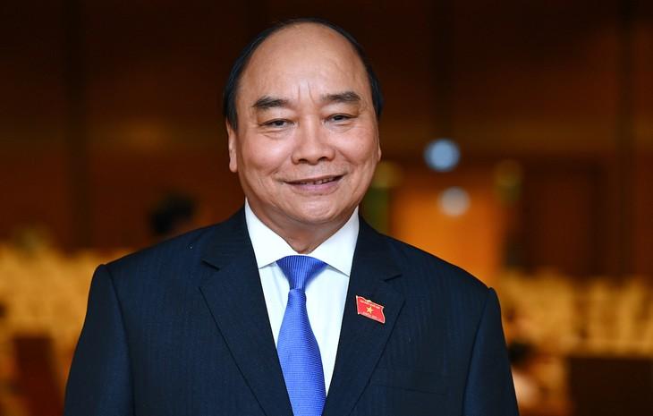 លោក Nguyen Xuan Phuc ត្រូវបានឧទ្ទេសនាមដើម្បីរដ្ឋសភាបោះឆ្នោតជ្រើសតាំងជាប្រធានរដ្ឋវៀតណាម - ảnh 1