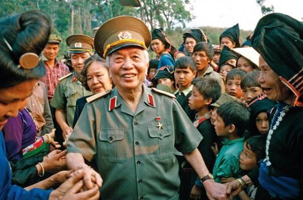 នាយឧត្តមសេនីយ៍ Vo Nguyen Giap - មេបញ្ជាការយោធាដ៏ចំណានក្នុងប្រវត្តិសាស្ត្រយោធាវៀតណាម - ảnh 2