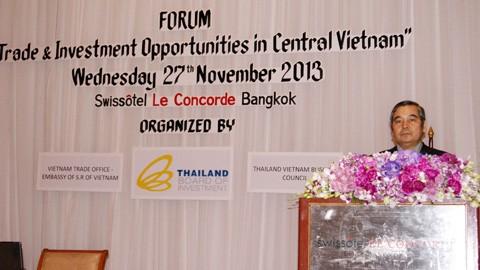 Thúc đẩy liên kết hợp tác thương mại giữa các địa phương của Việt Nam – Thái Lan - ảnh 1