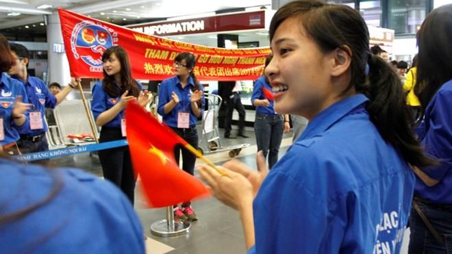 Gặp gỡ Hữu nghị Thanh niên Việt- Trung 2014 thành công tốt đẹp  - ảnh 1