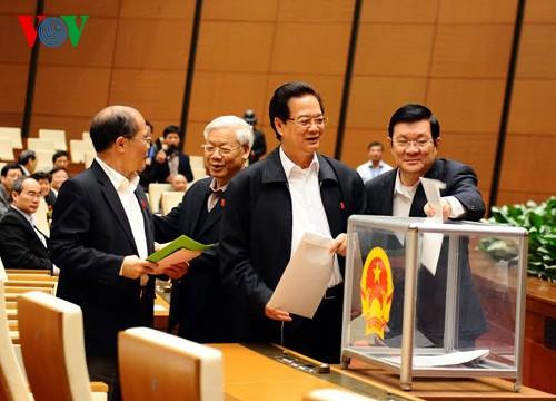 Truyền thông quốc tế quan tâm đến bỏ phiếu tín nhiệm ở Việt Nam - ảnh 1