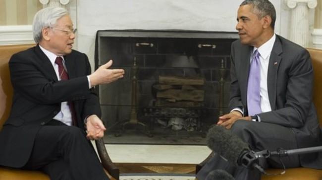 Dư luận Hoa Kỳ đánh giá cao chuyến thăm Mỹ của Tổng Bí thư Nguyễn Phú Trọng - ảnh 1