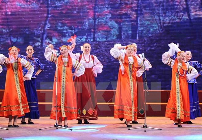 """Đặc sắc Lễ hội Văn hóa Nga """"Cảm nhận nước Nga""""  - ảnh 1"""