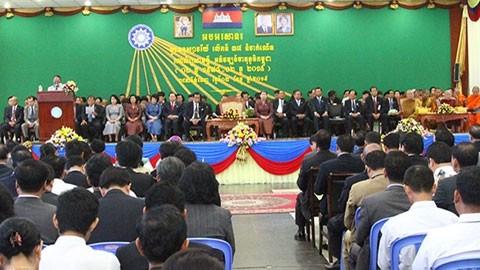 Kỷ niệm 37 năm Ngày chiến thắng chế độ diệt chủng ở Campuchia - ảnh 1