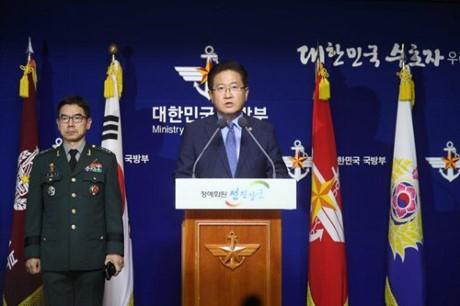Hạ nhiệt căng thẳng trên bán đảo Triều Tiên - ảnh 1