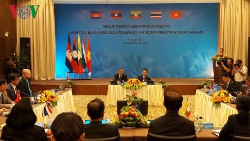 Tăng cường hợp tác lao động giữa 5 nước Campuchia, Lào, Myanmar, Thái Lan và Việt Nam - ảnh 1
