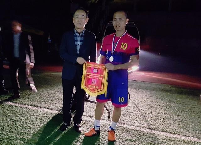 Sôi động giải bóng đá Daejeon Cup lần thứ nhất - ảnh 12