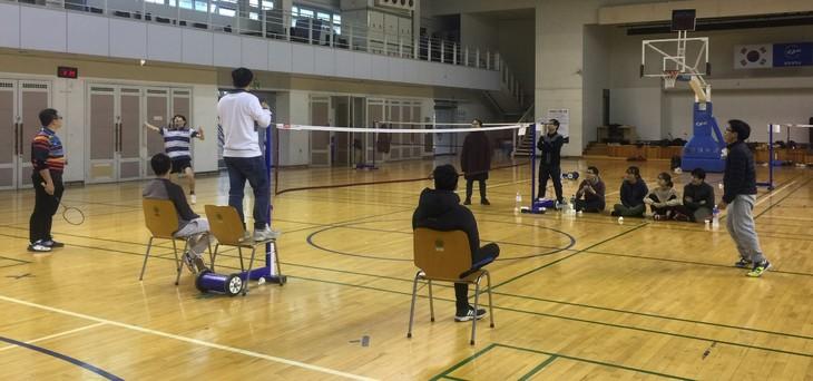 Hấp dẫn giải cầu lông Chung-Ang mở rộng năm 2017 - ảnh 2