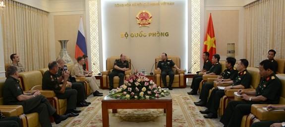 Tăng cường chia sẻ kinh nghiệm gìn giữ hòa bình giữa Nga và Việt Nam - ảnh 2