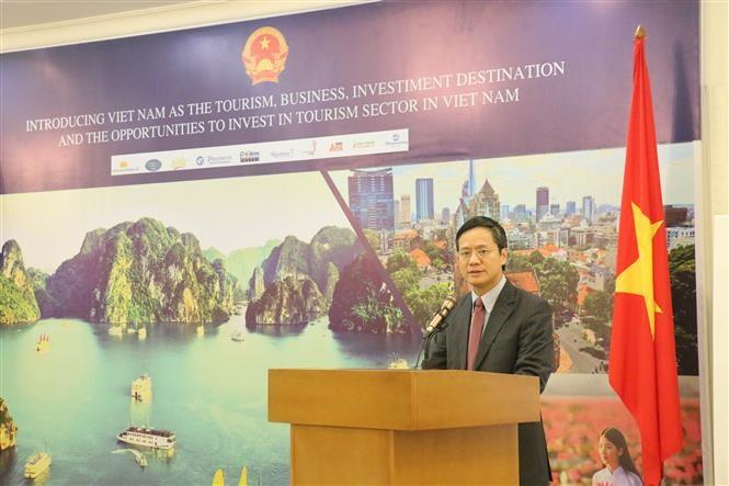 Đại sứ Phạm Vinh Quang: Việt Nam coi trọng các thể chế đa phương toàn cầu - ảnh 1