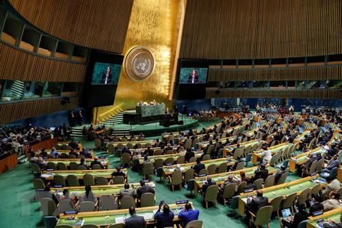 Việt Nam trúng cử thành viên Ủy ban Luật Thương mại Quốc tế của Liên hợp quốc - ảnh 1