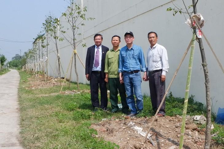 Chung tay trồng cây vì một môi trường xanh - ảnh 4