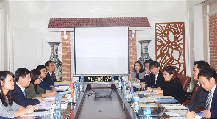 Việt Nam và Nhật Bản đàm phán Hiệp định về chuyển giao người bị kết án phạt tù - ảnh 1