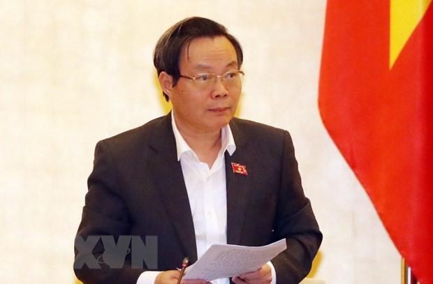 Phó Chủ tịch Quốc hội Phùng Quốc Hiển làm việc tại Hải Phòng - ảnh 1