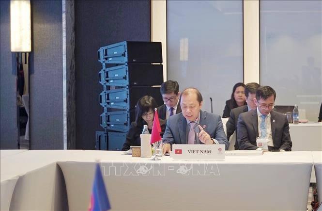 Việt Nam tham dự hội nghị quan chức cao cấp ASEAN+3, Cấp cao Đông Á tại Thái Lan - ảnh 1
