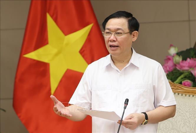 Phó Thủ tướng Vương Đình Huệ: Mục tiêu từ nay đến cuối năm, hoàn thành Cơ chế một cửa Quốc gia với 61 thủ tục hành chính - ảnh 1