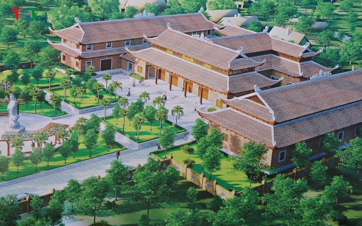 Khởi công xây dựng Trung tâm văn hóa Phật giáo lớn nhất người Việt tại Cộng hòa Czech - ảnh 1
