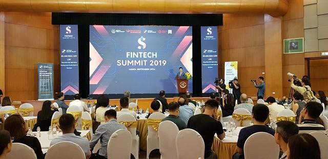 Fintech Summit 2019 – Nơi hội tụ các startup công nghệ tài chính - ảnh 1