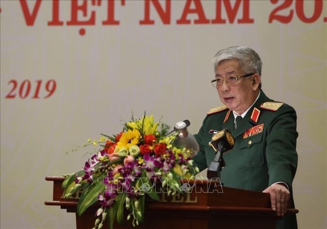 Hợp tác quốc phòng vì một ASEAN gắn kết và chủ động thích ứng - ảnh 1