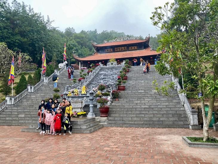 Đền thờ Chu Văn An với danh thơm Vạn thế sư biểu - ảnh 2