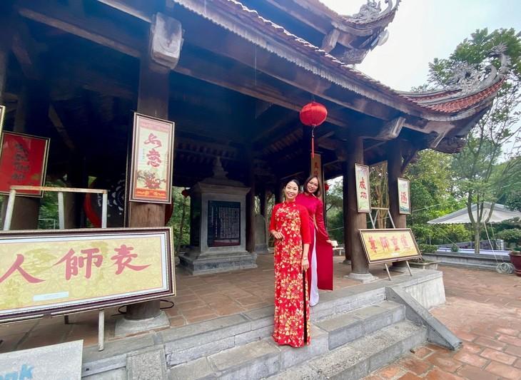 Đền thờ Chu Văn An với danh thơm Vạn thế sư biểu - ảnh 15