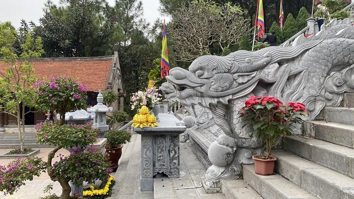 Đền thờ Chu Văn An với danh thơm Vạn thế sư biểu - ảnh 7