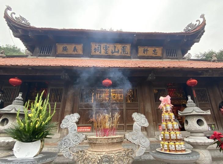 Đền thờ Chu Văn An với danh thơm Vạn thế sư biểu - ảnh 4