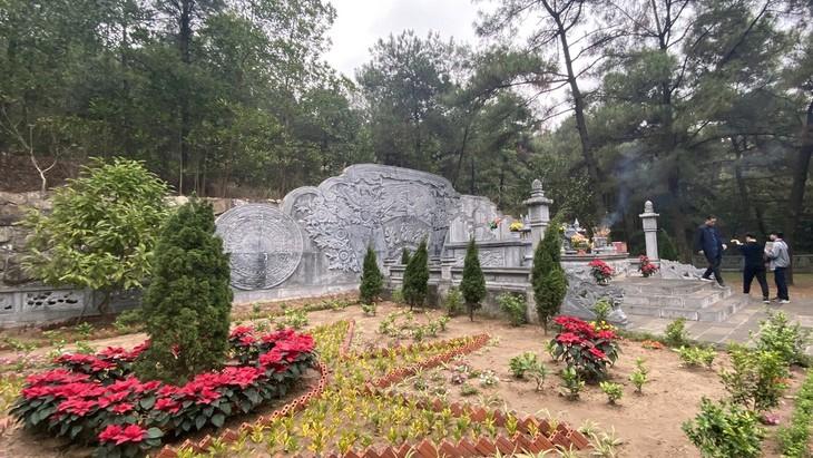 Đền thờ Chu Văn An với danh thơm Vạn thế sư biểu - ảnh 10