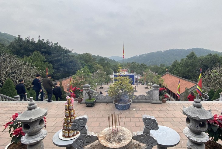 Đền thờ Chu Văn An với danh thơm Vạn thế sư biểu - ảnh 8
