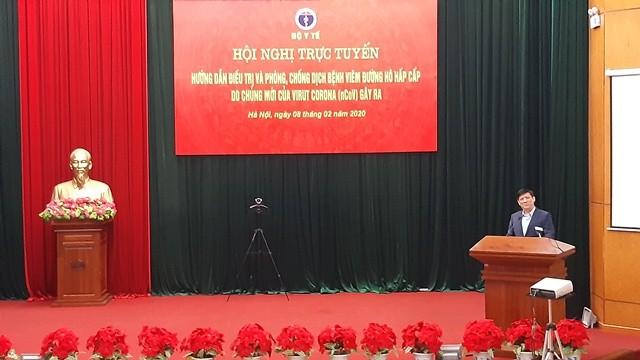 Việt Nam quyết liệt các biện pháp phòng, chống dịch viêm đường hô hấp cấp do chủng mới virus Corona - ảnh 1