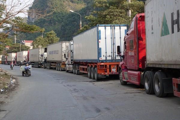 Các cặp chợ biên giới Việt Nam - Trung Quốc tiếp tục lùi thời gian mở cửa - ảnh 1