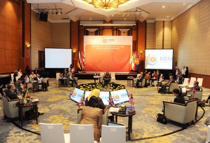 Hội nghị của Nhóm Đặc trách Cao cấp về Hội nhập kinh tế ASEAN lần thứ 37 (HLTF-EI 37) - ảnh 1