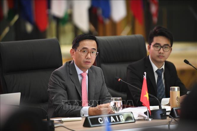 Năm Chủ tịch ASEAN 2020: Việt Nam chủ trì cuộc họp đại sứ các nước thành viên EAS - ảnh 1