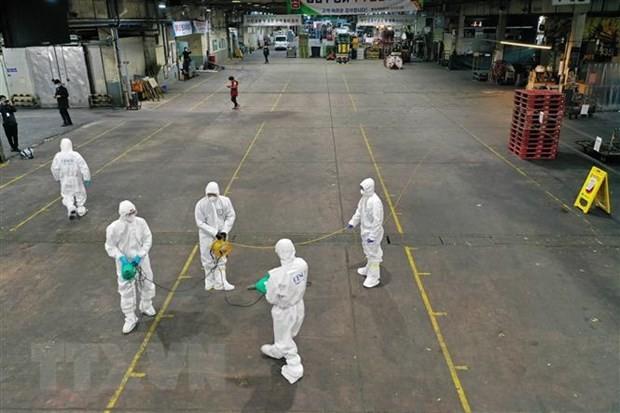 Bộ Ngoại giao khuyến cáo công dân về dịch COVID-19 tại Hàn Quốc - ảnh 1