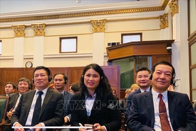 Việt Nam tham dự Hội thảo quốc tế về tính liêm chính tại Hungary - ảnh 1