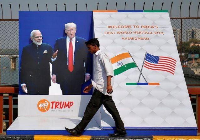 Mỹ - Ấn Độ hướng tới quan hệ bền chặt hơn - ảnh 1