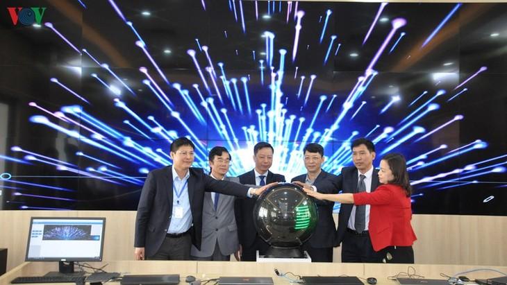 Vận hành thử nghiệm Trung tâm điều hành đô thị thông minh tại thành phố Móng Cái, tỉnh Quảng Ninh - ảnh 1