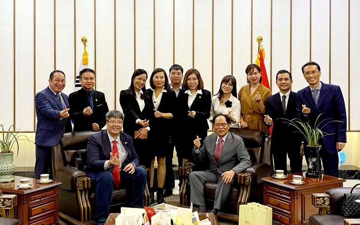 Tăng cường hợp tác và phát triển giữa Việt Nam và Hàn Quốc - ảnh 1