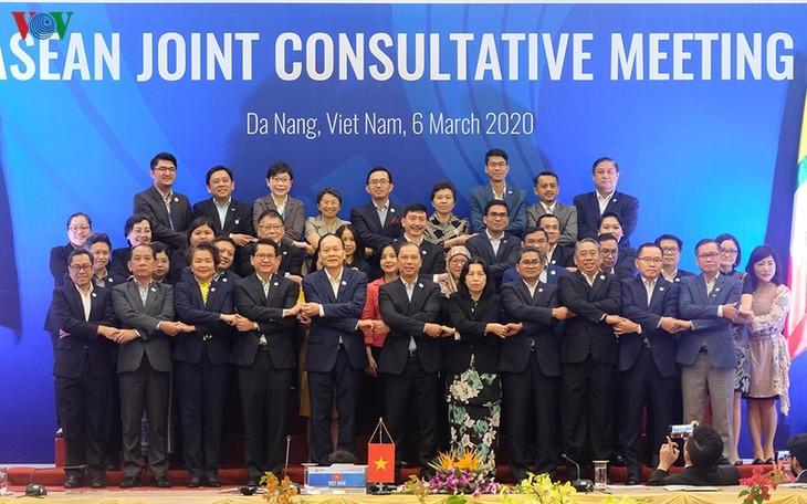 Hội nghị tham vấn chung ASEAN - ảnh 1