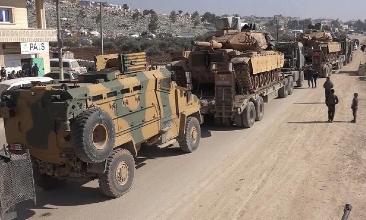 Nga-Thổ Nhĩ Kỳ đạt thỏa thuận ngừng bắn ở Syria - ảnh 1