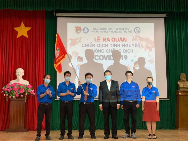 Tuổi trẻ Việt Nam chung tay phòng chống dịch Covid-19 - ảnh 2