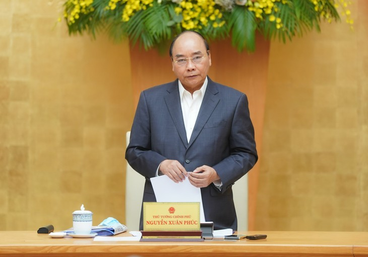 Thủ tướng Nguyễn Xuân Phúc: Thanh niên phải xung kích trong phòng, chống dịch Covid-19 - ảnh 1